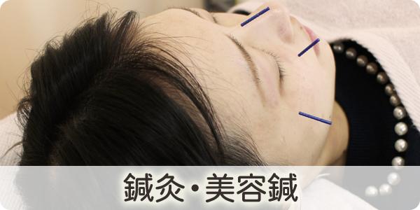 鍼灸・美容鍼(美顔鍼)