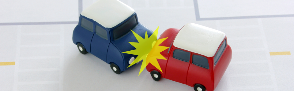 交通事故治療、お任せください。